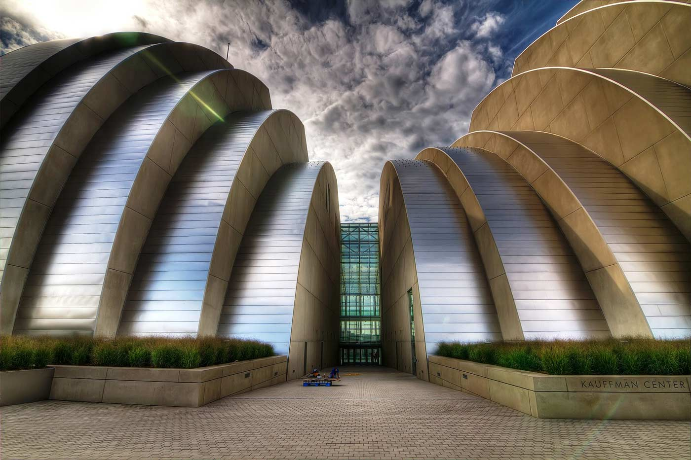 Kauffman Center Of Performing Arts Kansas City Mo